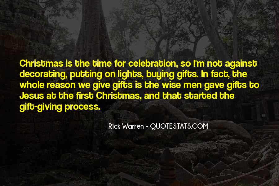 Christmas Gift Quotes #1154376