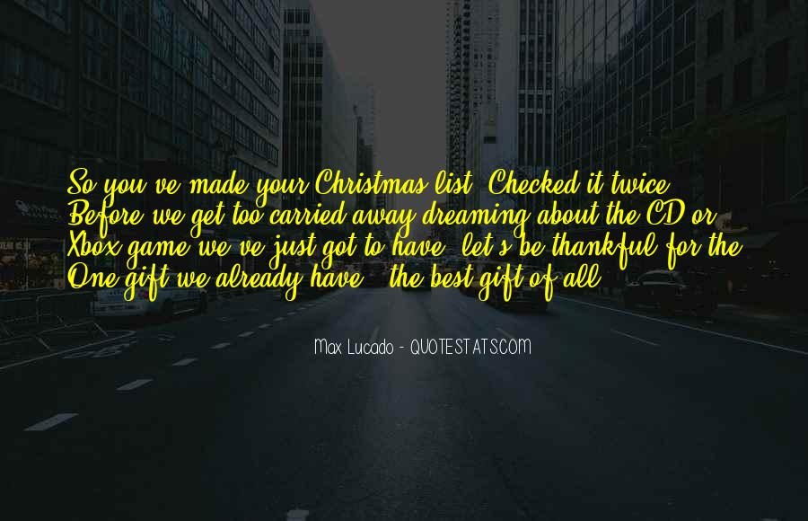 Christmas Gift Quotes #1204122
