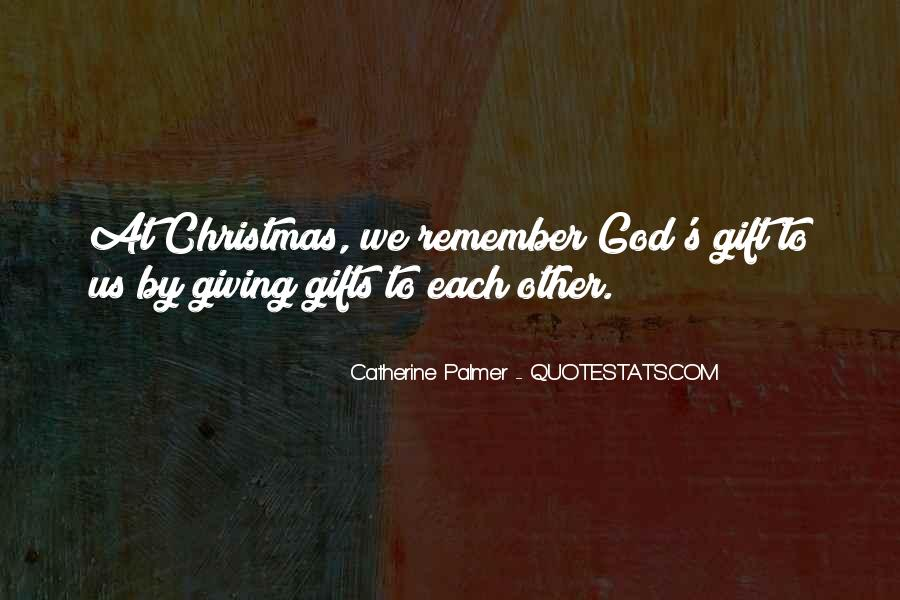 Christmas Gift Quotes #133709