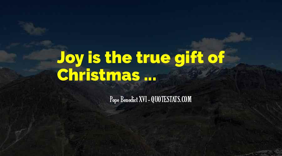 Christmas Gift Quotes #1372122