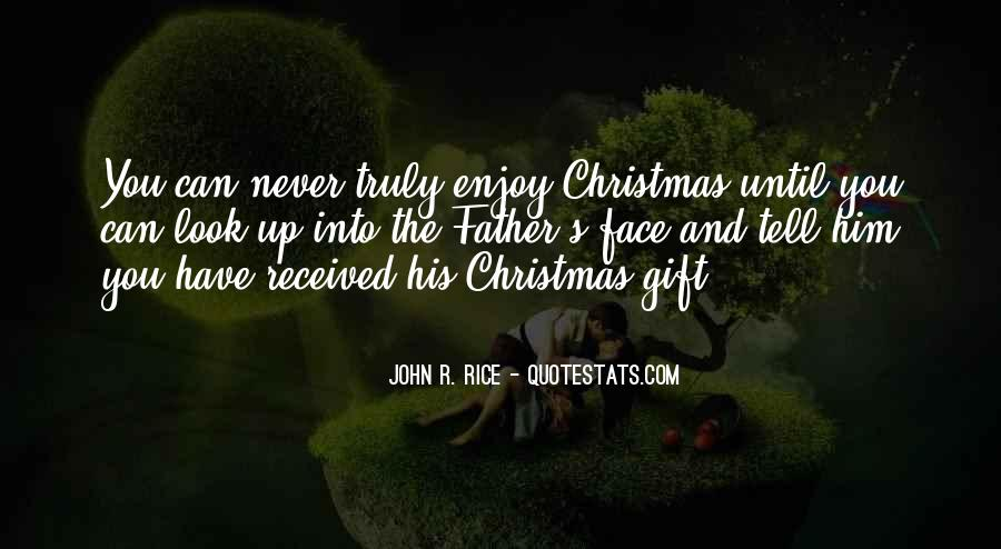 Christmas Gift Quotes #1385167