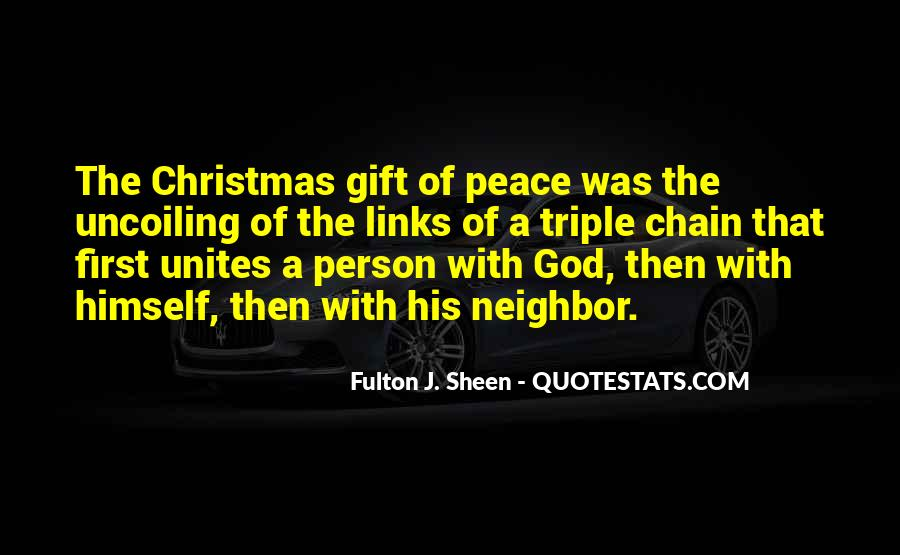 Christmas Gift Quotes #1385964