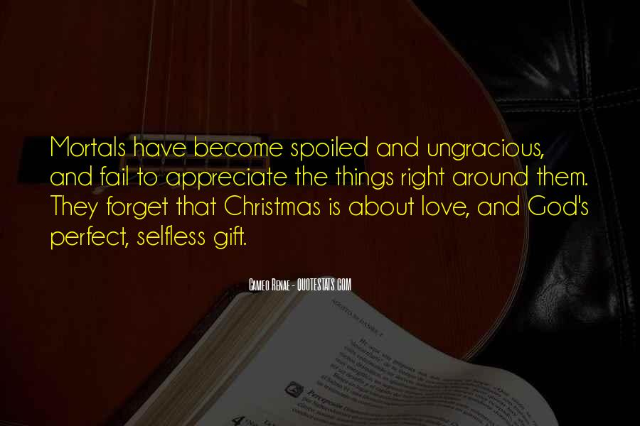 Christmas Gift Quotes #1393424