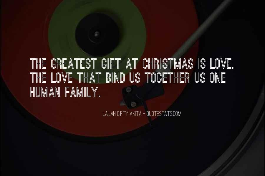 Christmas Gift Quotes #1393607