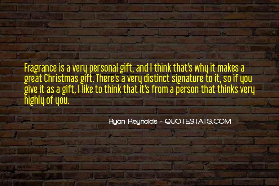 Christmas Gift Quotes #1509692