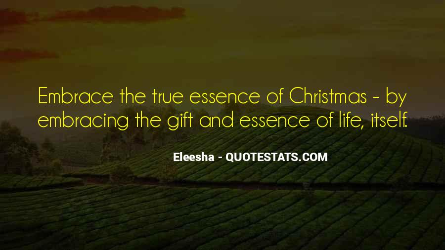 Christmas Gift Quotes #571790