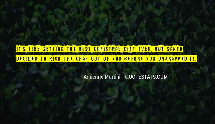 Christmas Gift Quotes #585276