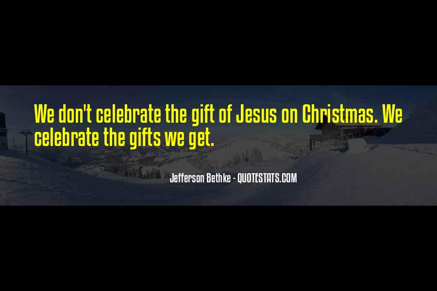 Christmas Gift Quotes #716222