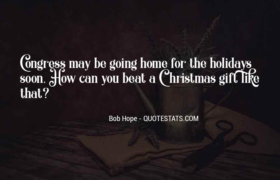 Christmas Gift Quotes #748049