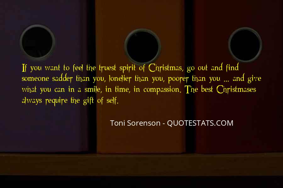 Christmas Gift Quotes #748248