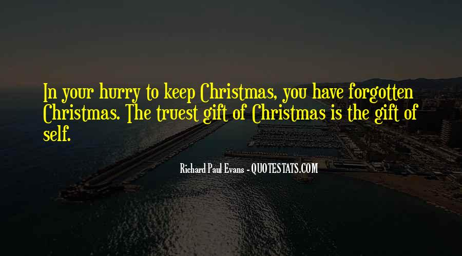 Christmas Gift Quotes #996692