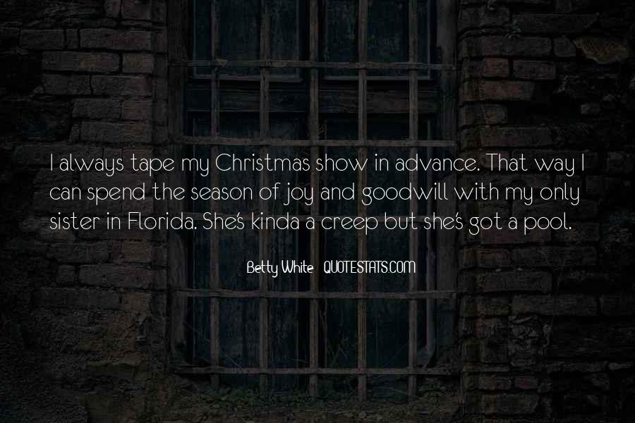 Christmas In Advance Quotes #187903