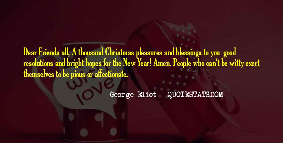 Christmas Resolutions Quotes #47114