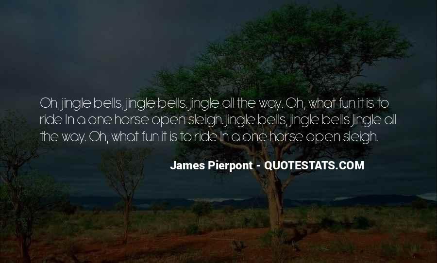 Christmas Sleigh Quotes #871871