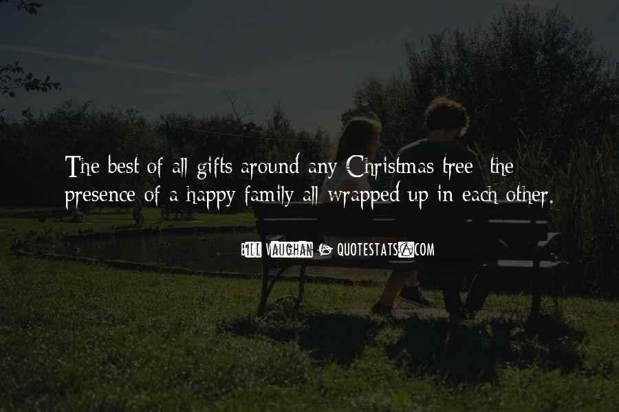 Christmas Tree And Gifts Quotes #1453648