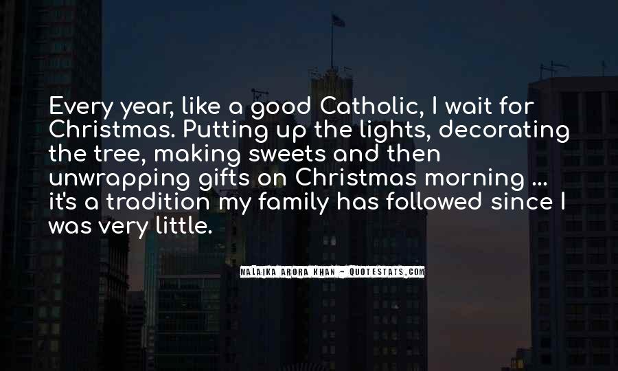 Christmas Tree And Gifts Quotes #937148