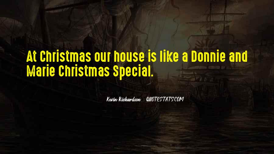 Christmas With Someone Special Quotes #121738