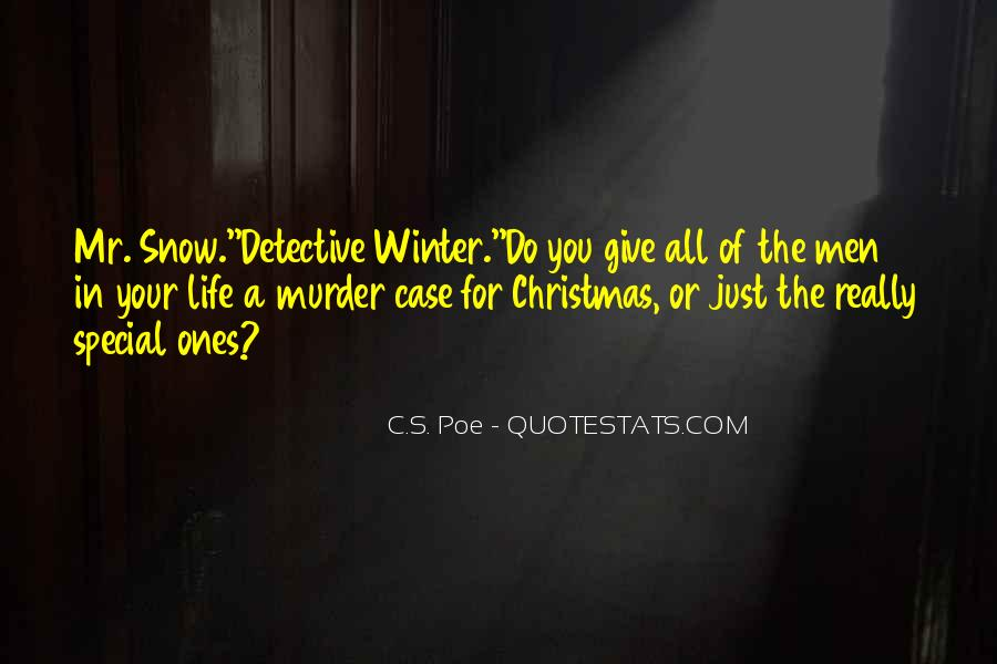 Christmas With Someone Special Quotes #1531374