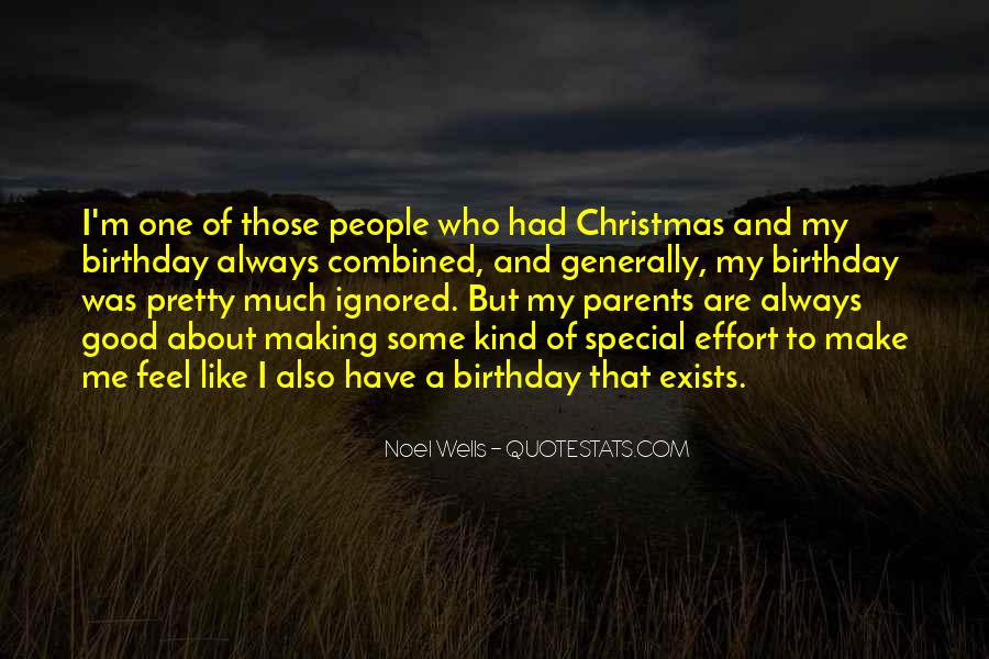 Christmas With Someone Special Quotes #1570