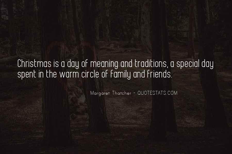 Christmas With Someone Special Quotes #164401