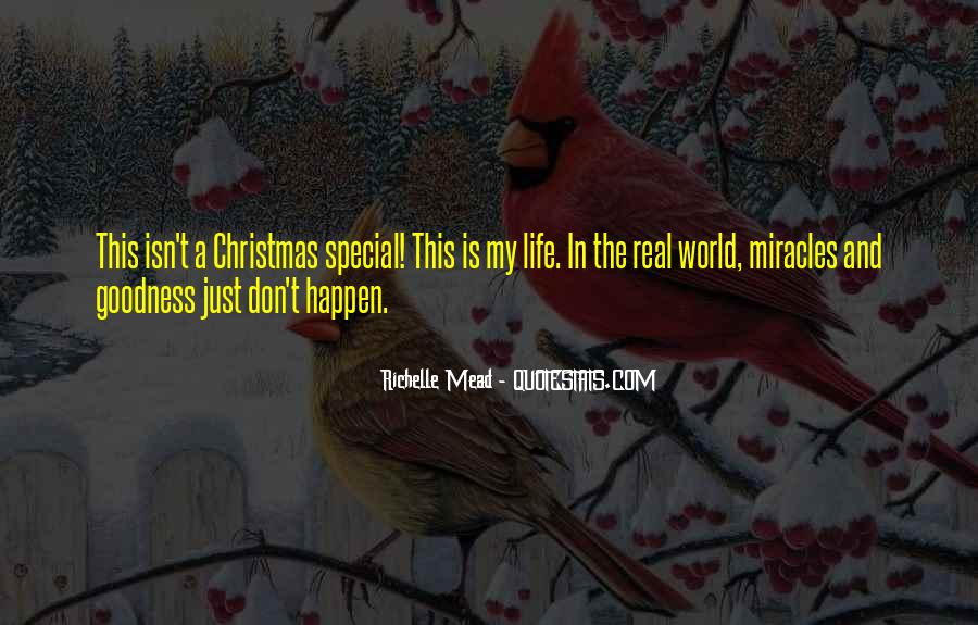Christmas With Someone Special Quotes #217466