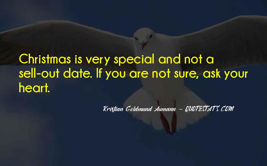 Christmas With Someone Special Quotes #358634