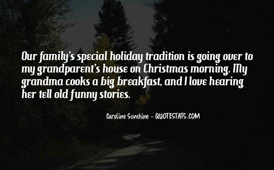 Christmas With Someone Special Quotes #990469