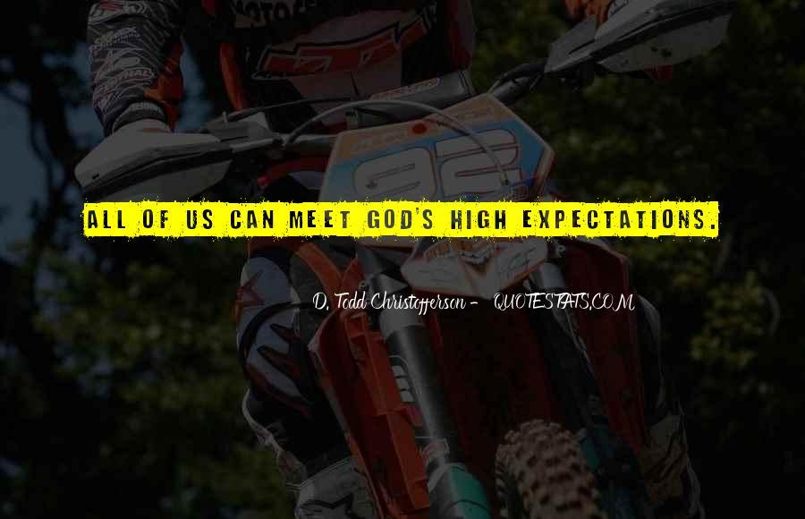 Christofferson Quotes #1008442