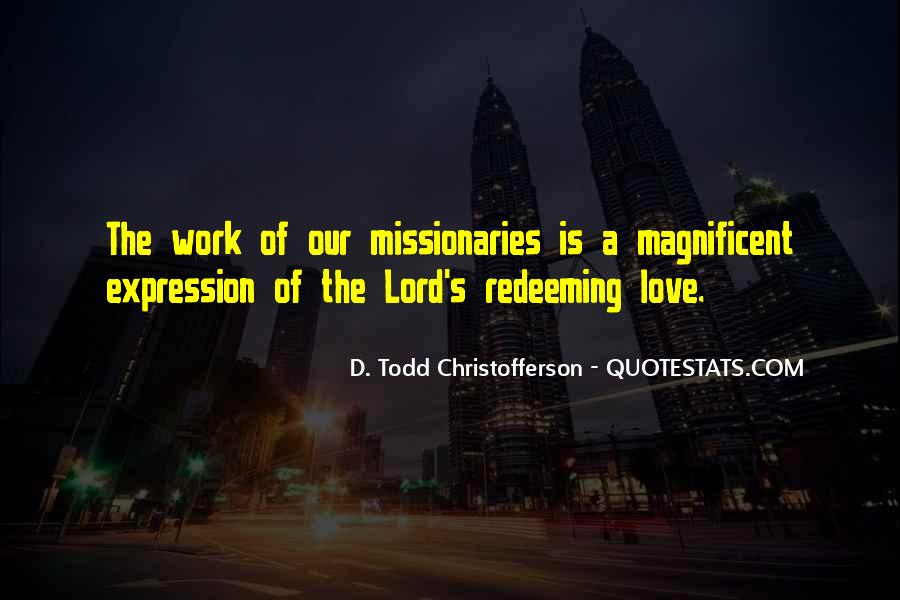 Christofferson Quotes #1285000