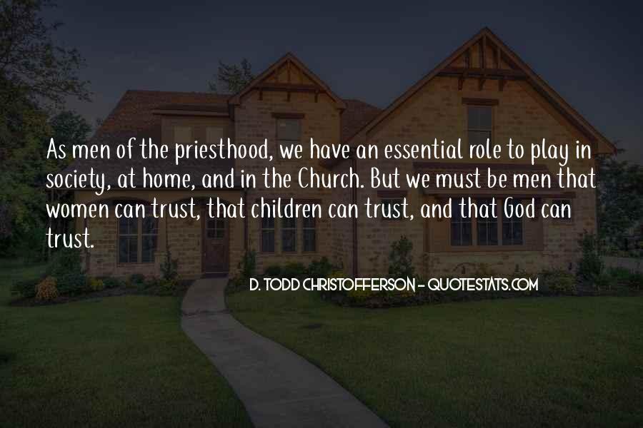 Christofferson Quotes #1605833