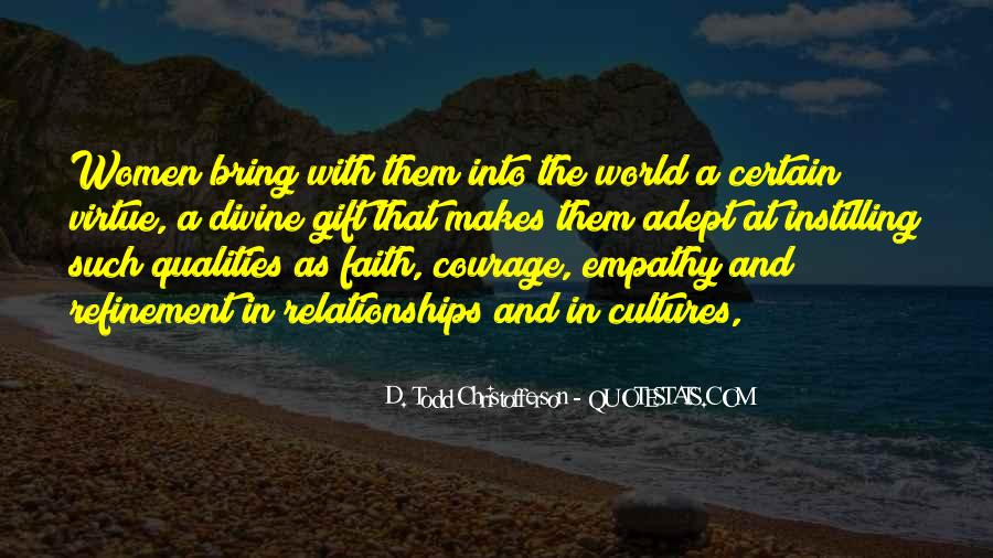 Christofferson Quotes #215538
