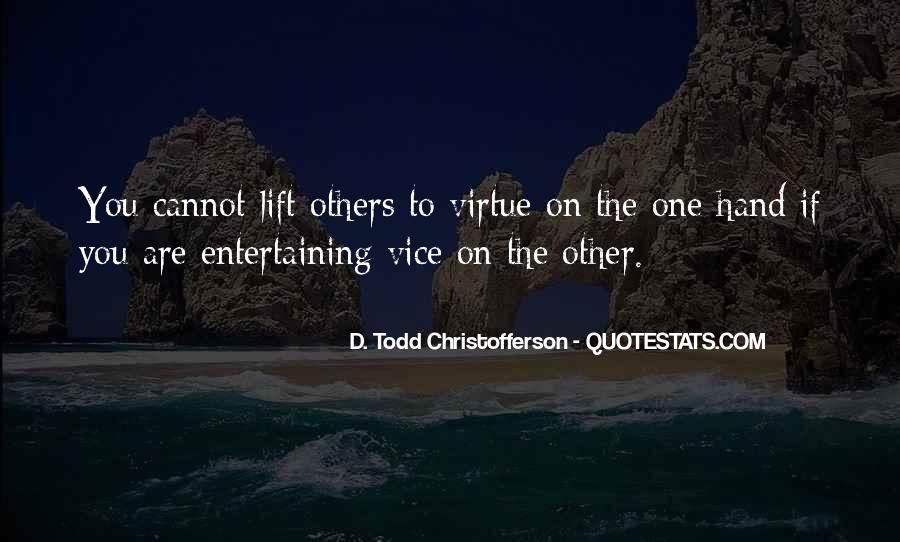 Christofferson Quotes #768567