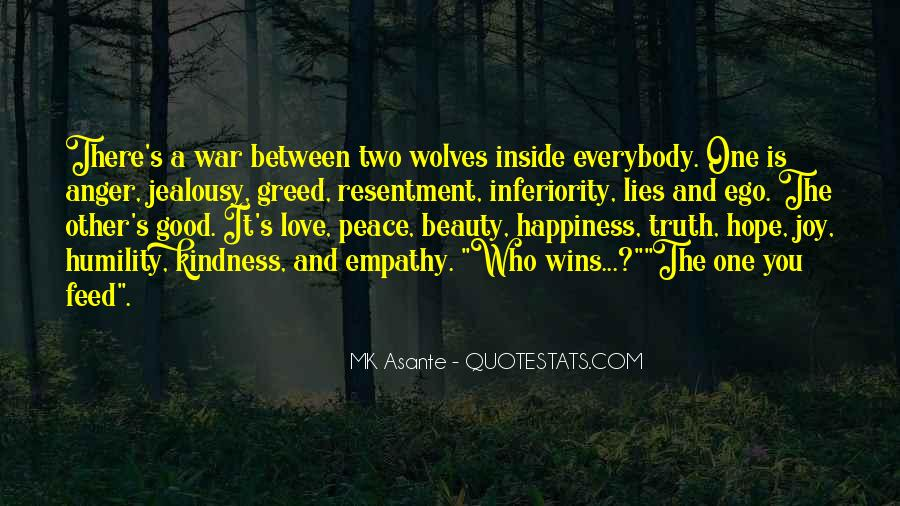 Quotes About Lies And Jealousy #1343314