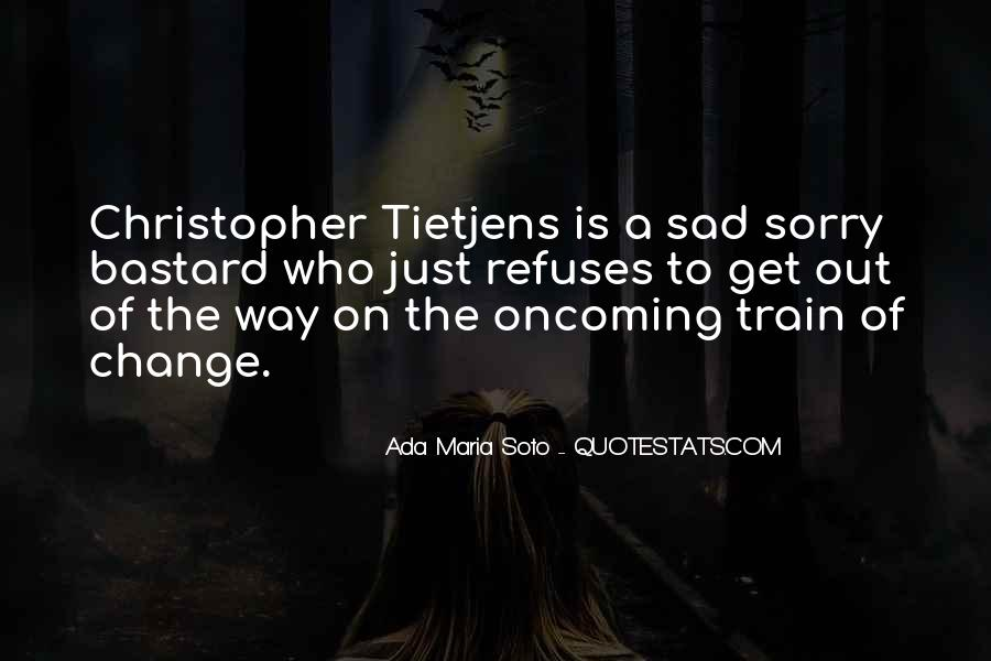 Christopher Tietjens Quotes #1324021