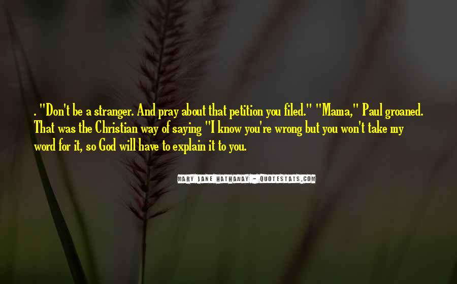 Chrysalids Sealand Lady Quotes #1116103