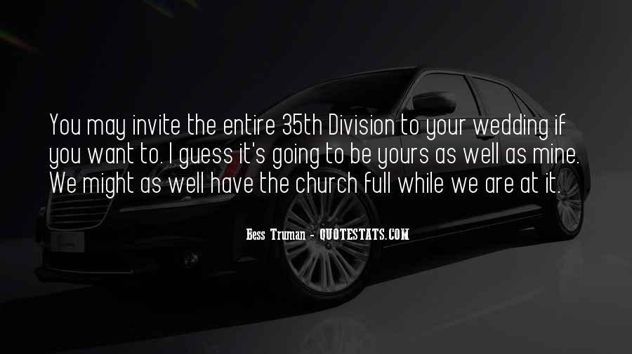 Church Division Quotes #1135930