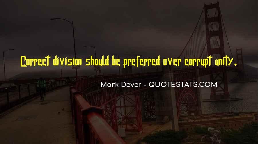 Church Division Quotes #141667