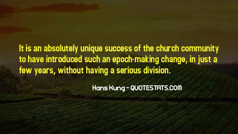 Church Division Quotes #530611