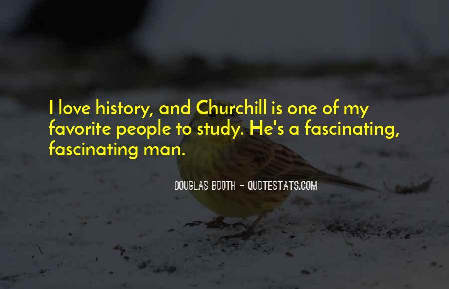 Churchill Love Quotes #1021693