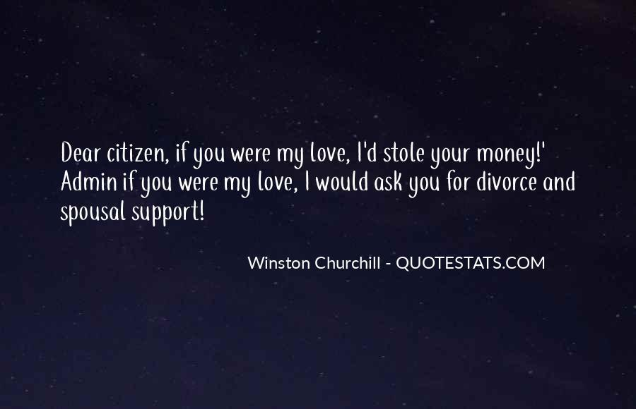 Churchill Love Quotes #1281706