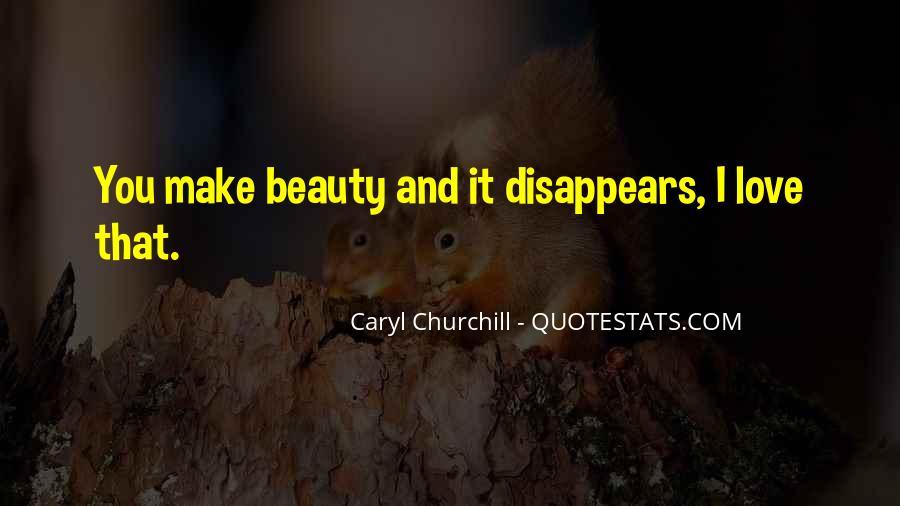 Churchill Love Quotes #138571