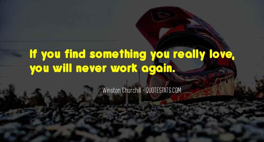 Churchill Love Quotes #1479921