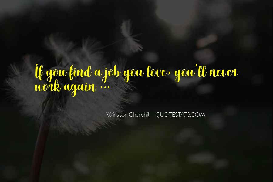 Churchill Love Quotes #1547137