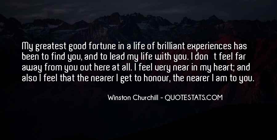 Churchill Love Quotes #1798826