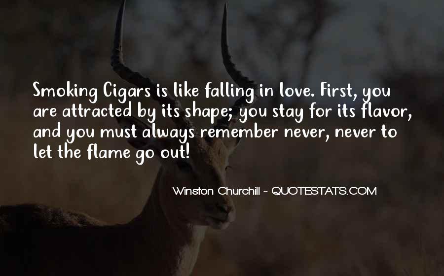 Churchill Love Quotes #669646