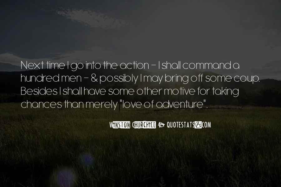 Churchill Love Quotes #810722