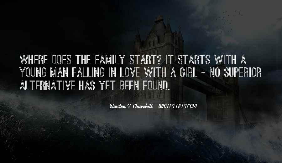 Churchill Love Quotes #950574