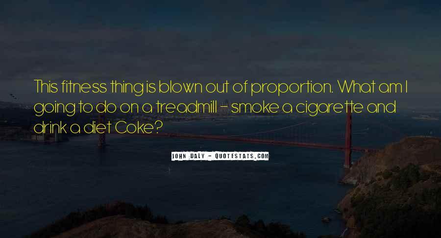 Cigarette Smoke Quotes #272369