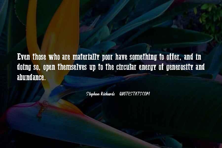 Circular Energy Quotes #1380447