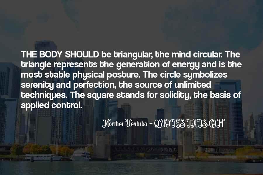 Circular Energy Quotes #1712089